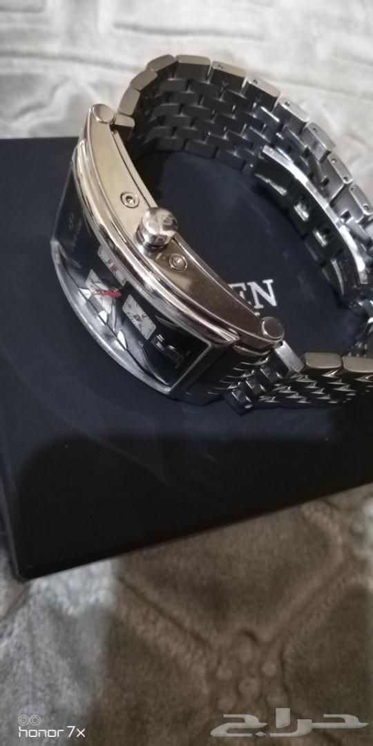 ساعة سويسرية فخمة بيير جين PIEERE GEEN اصلية