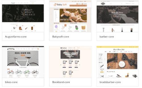 اختيار التصميم المناسب لمتجرك الإلكتروني على منصة 3Dcart