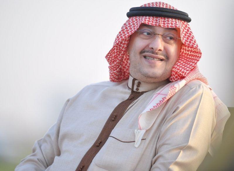 الداعم النصراوي خالد بن فهد