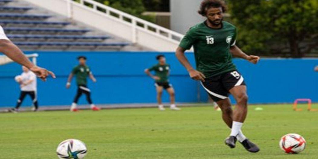 الأخضر يُنهي استعداداته لـ مباراة السعودية وألمانيا