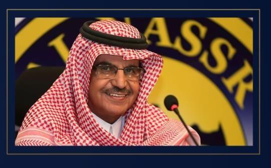 فهد المشيقح يدعم خزينة النصر بـ300 ألف ريال