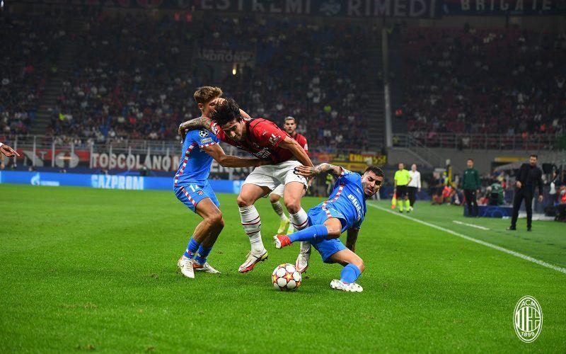 ميلان ضد أتلتيكو مدريد