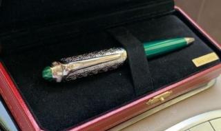 قلم كارتييه Cartier اصلي لمتد ادشن