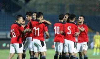 انطلاق مباراة منتخب مصر الأولمبي والأرجنتين فى أولمبياد طوكيو