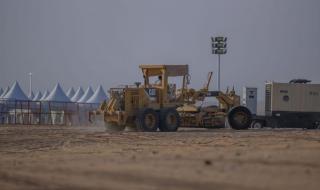 أمانة القصيم تنهي تجهيزات مهرجان العقيلات لمزاد الإبل