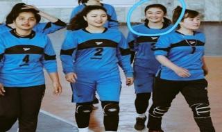 شاهد: صورة صادمة لذبح رياضية في أفغانستان على يد طالبان