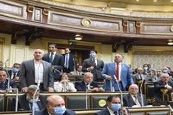 887 مشروع قانون لمجلس النواب منذ انطلاقه في 2016
