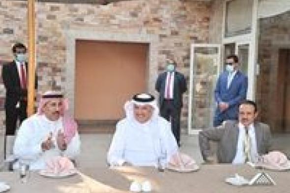 حفل تكريم للملحق الثقافي بالسفارة السعودية في القاهرة