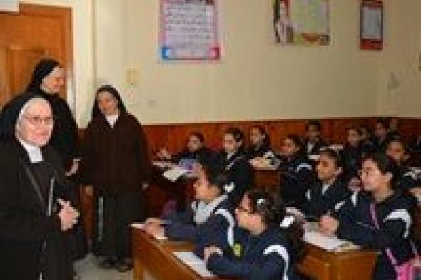 الأب يوسف أسعد أمينًا للمدارس الكاثوليكية بالقاهرة