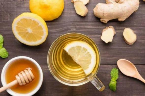فوائد مذهلة جداً للزنجبيل والليمون مع العسل .. تعرف عليها