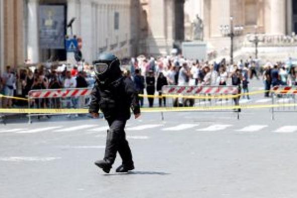 سرقة أثر من دماء القديس يوحنا بولس الثانى من كاتدرائية فى إيطاليا