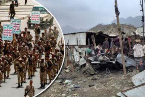 الجيش اليمنى يعلن استمرار استهداف المدنيين من قبل الحوثيين