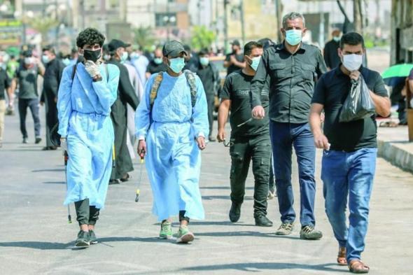 الحكومة العراقية تعتزم إعادة النازحين إلى ديارهم