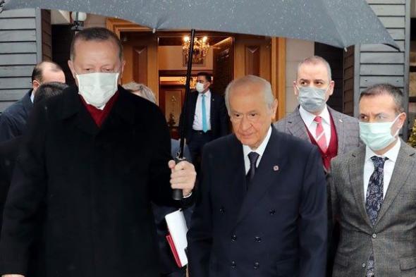 النظام الرئاسي يلقى تأييدًا ضعيفًا للغاية في تركيا