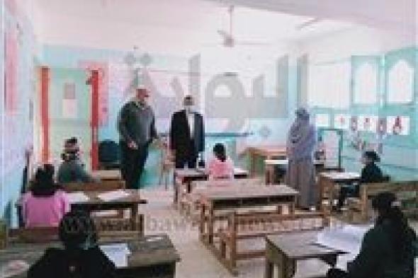 أزهرية جنوب سيناء تؤدي امتحانات الفصل الأول