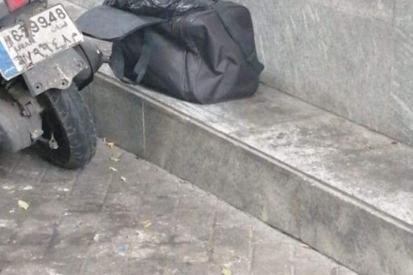 متداول : العثور على حقيبة بها اشلاء بشرية في لبنان