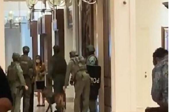 بالفيديو.. جندي أمريكي يطلق النار على قاعة للرقص وينتحر قبل تسليم نفسه!