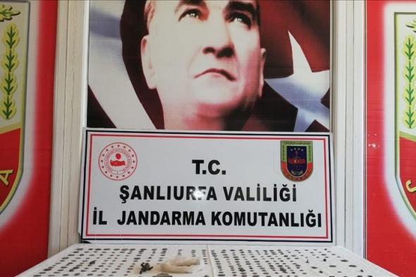 متداول : ضبط 523 قطعة أثرية جنوب شرق تركيا