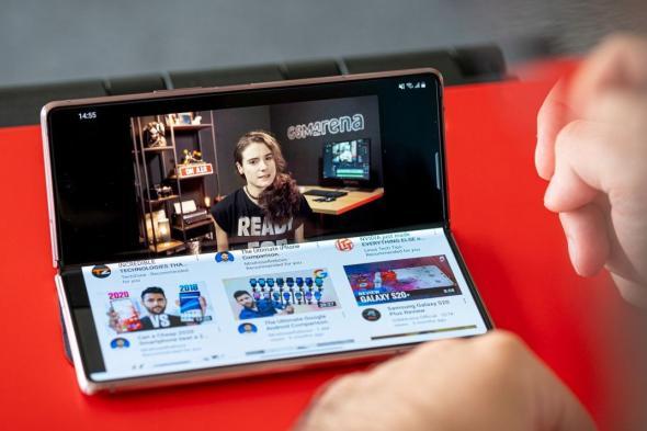توقعات بالإعلان الرسمي عن هاتفي Galaxy Z Fold3 وGalaxy Z Flip2 في يوليو