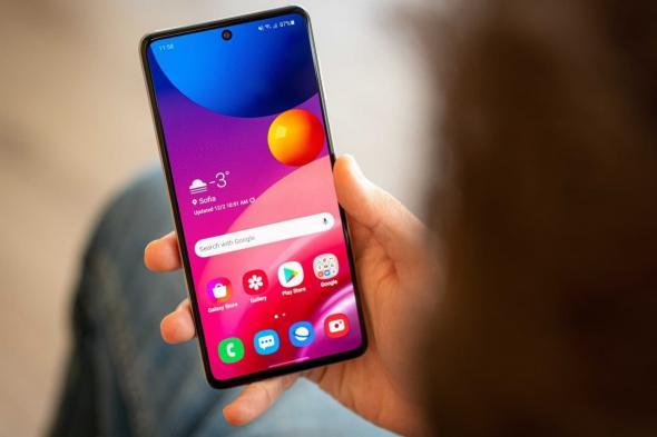 هاتف Galaxy M42 سيصل هذا الشهر بمعالج Snapdragon 750G