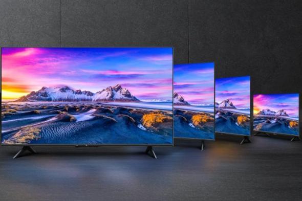 سلسلة أجهزة التلفاز الذكية Mi TV P1 من شاومي بتقنية Dolby Vision