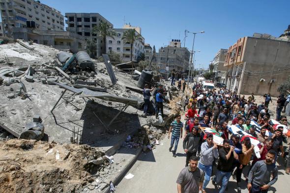 فرنسا: ندعو مجلس الأمن لإصدار قرار حول صراع فلسطين وإسرائيل