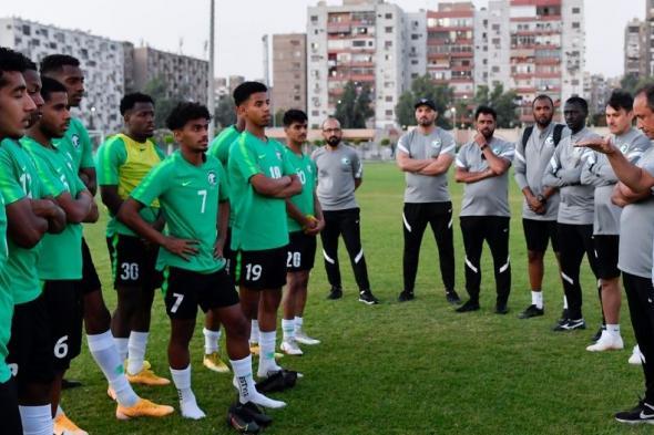 هدف منتخب السعودية في كأس العرب