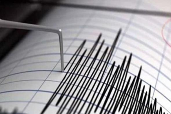 زلزال بقوة 5.7 درجات يضرب جزراً يونانية