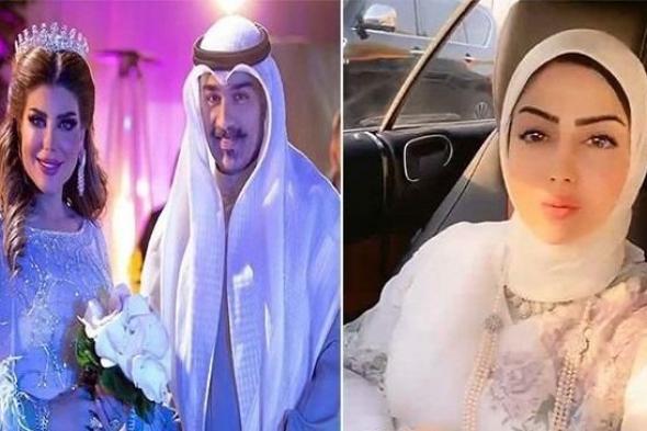"""إلهام الفضالة تكشف حقيقة ما حدث بين زوجها الحالي """"شهاب جوهر"""" وزوجته الأولى وسبب طلاقهما"""